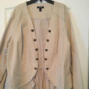 Steampunk Torrid Jacket